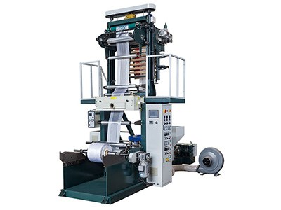 mini type film blowing machine