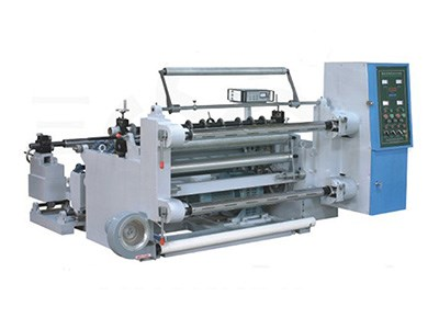 horizontal type Automatic slitting and rewinding machine